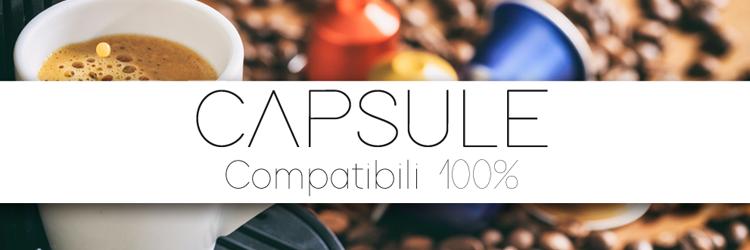 Capsule compatibili 100%